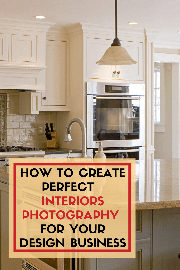Photography tips for interior designers