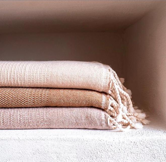 Luks Linen NHS blanket