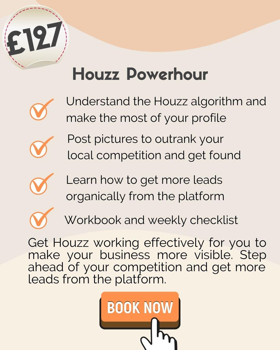 Houzz Powerhour