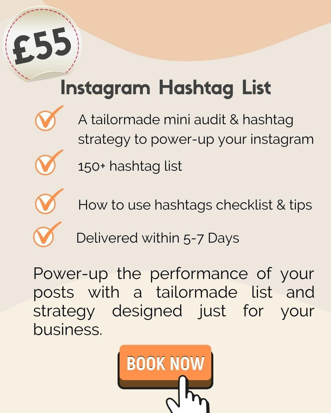 Instagram Hashtags for Interior Design Businesses