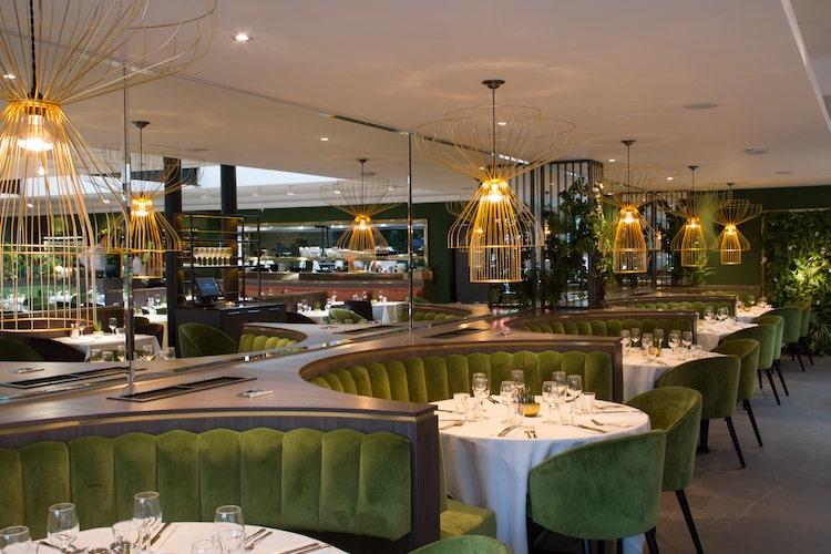Alberts Disbury Restaurant SBID Award