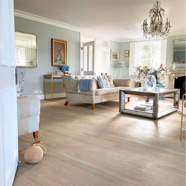 wood flooring by Naked floors