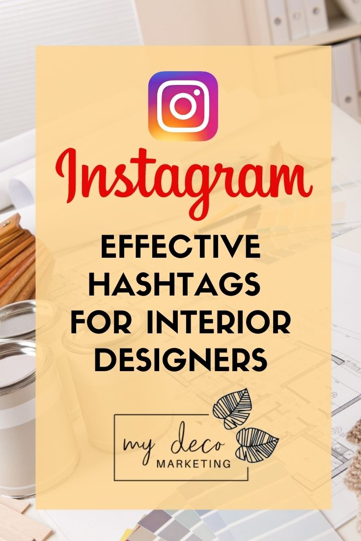 instagram tips for interior designers